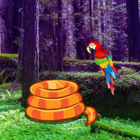 Free online flash games - Big Enchanted Forest Escape