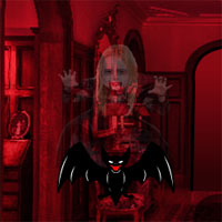 Free online flash games - Big Vampire House Escape