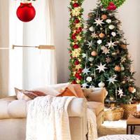 Free online flash games - Christmas Celebration House Escape
