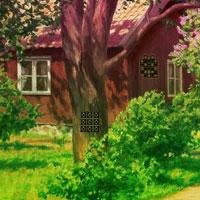 Free online flash games - Cottage Village Farm Escape