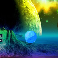 Free online flash games - Dream Space Escape
