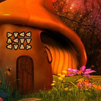 Free online flash games - Fantasy Magic Mushroom Forest Escape