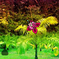 Free online flash games - Fantasy Tropical Garden Escape