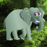 Free online flash games - Feed the Thirsty Elephant