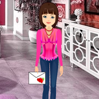 Free online flash games - Find My Valentines Day Letter