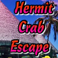 Free online flash games - Hermit Crab Escape