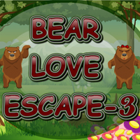 Bear Love Escape-3