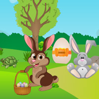Free online flash games - Easter Basket Escape game - WowEscape