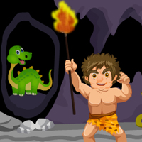Stone Age Man Escape