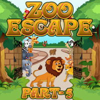 Free online flash games - Zoo Escape-5 game - WowEscape