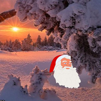 Free online flash games - Rescue Christmas Doll