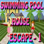 Swimming Pool House Escape 1