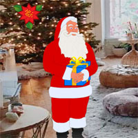 Free online flash games - Santa Gift For Baby