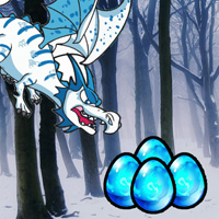 Free online flash games - Snow Dragon Forest Escape