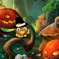 Free online html5 games - Thanksgiving Fantasy Fairy Rescue game - WowEscape