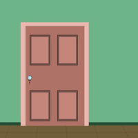 Free online flash games - GFG Empty Room Escape