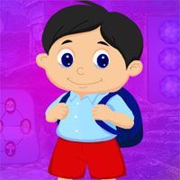 Free online flash games - G4K Lovely Boy Escape