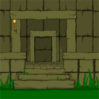 Free online flash games - SD Stone Temple Escape