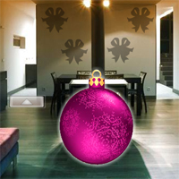 Free online flash games - G2R Christmas Ball House Escape