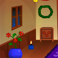 Free online flash games - G4E New Year Home Escape