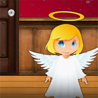 Free online flash games - Amgel Angel Room Escape
