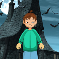 Free online flash games - Games2rule Frightened Boy Escape