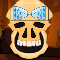 Free online html5 escape games - G2M Brown Skull Forest Escape