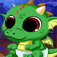 Free online flash games - Tot Dragon Rescue