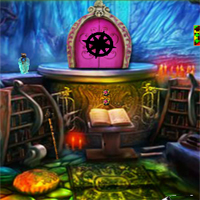 Free online flash games - Escape From Fantasy World Level 23