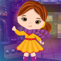 Free online flash games - G4k Nimble Girl Escape