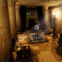 Free online flash games - GFG Inside Egypt Pyramid Escape