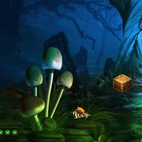 Free online flash games - Top10 Escape From Blue Jungle