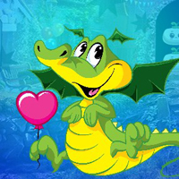 Free online flash games - G4K Amour Dragon Escape