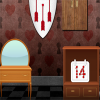 Free online flash games - Valentines Day Escape
