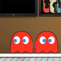 Free online flash games - 8b Pacman Escape