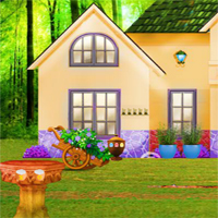 Free online flash games - Find The Easter Celebration House Key