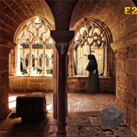 Free online flash games - Old Monastery Escape