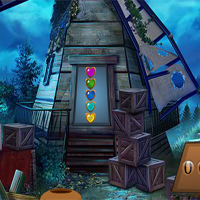 Free online flash games - Swarthy Bat Escape