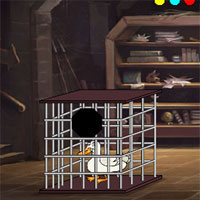 Free online flash games - G2J  White Duck Escape