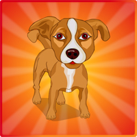 Free online flash games - Games2Jolly Beagle Dog Rescue