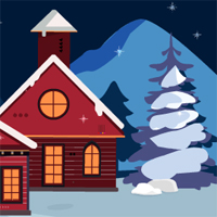 Free online flash games - Santa Christmas Gift Escape