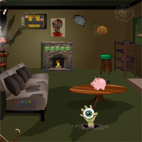 Free online flash games - Top10 Escape From Spacious House