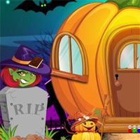 Free online flash games - Top10 Escape From Pumpkin House