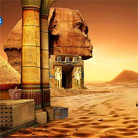 Free online flash games - Mirchi Egyptian Escape 8