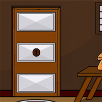 Free online flash games - Super Deluxe House Escape