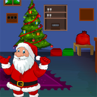 Free online flash games - Games4Escape Christmas Celebration Escape