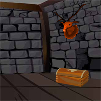 Free online flash games - Fear Room Escape 4