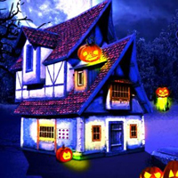 Free online flash games - Mirchi Find the find halloween mask