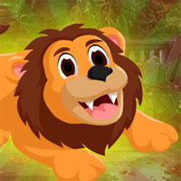 Free online flash games - G4K Release The Angry Lion
