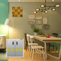 Free online flash games - GFG New Apartment Room Escape